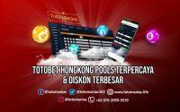 Totobet Hongkong Pools Terpercaya